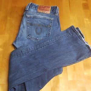 Lucky Brand Lola Boot Cut Jean, size 4 long